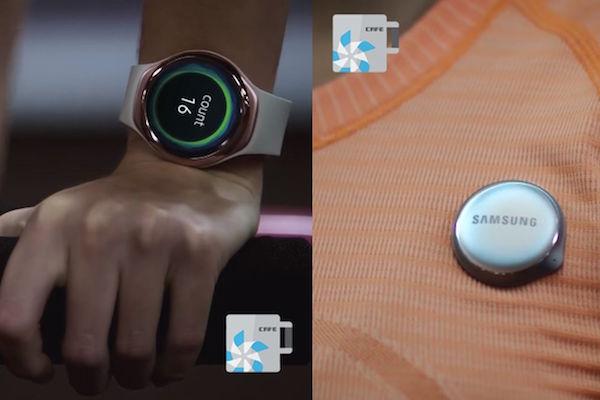 Samsung SM-150 Traqueur Activites