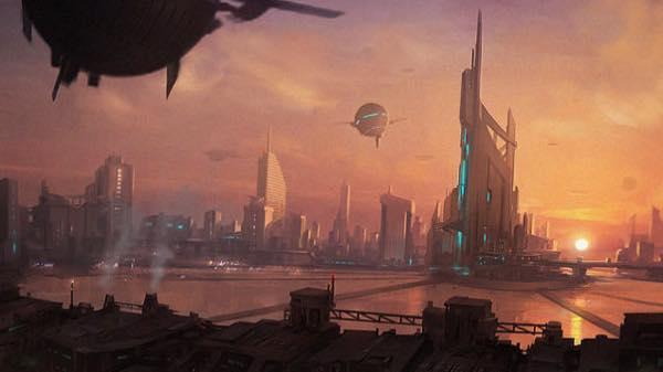 civilisation alien
