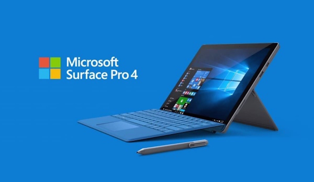 Surface Pro 4 Totaal 600x348