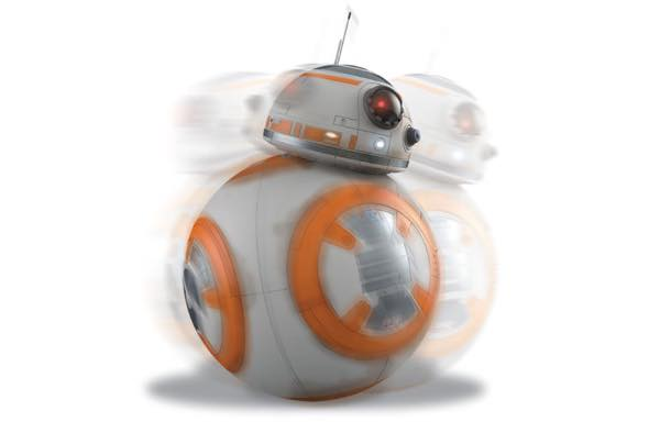 BB-8 toy fair