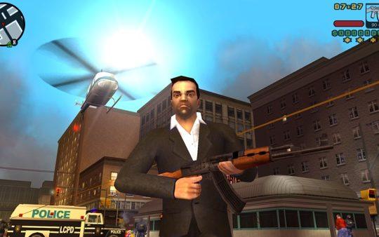 GTA Liberty Cities Stories