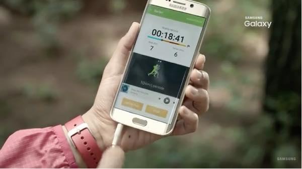 Galaxy S7 video youtube