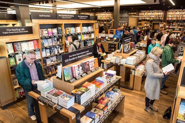 Librairie Amazon