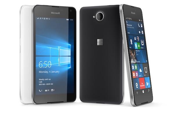 Lumia 650 Officiel