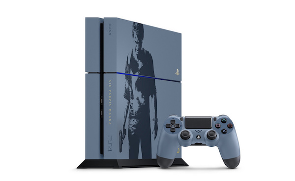 PlayStation 4 Edition Limitee Uncharted 4