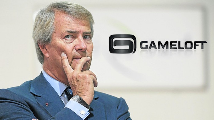 Vicent Bollore Gameloft