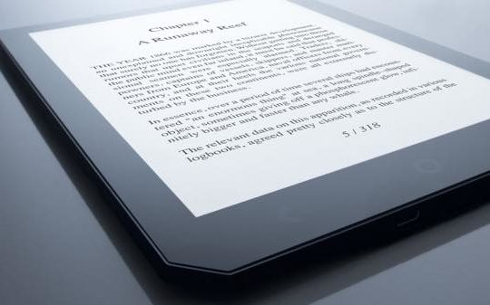 eBook-Reader-Bookeen-Cybook-Ocean