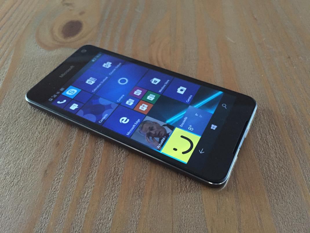 lumia 650 test 2