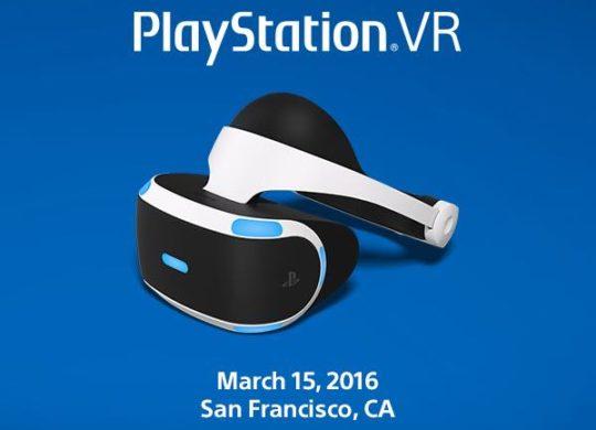 playstation VR carton
