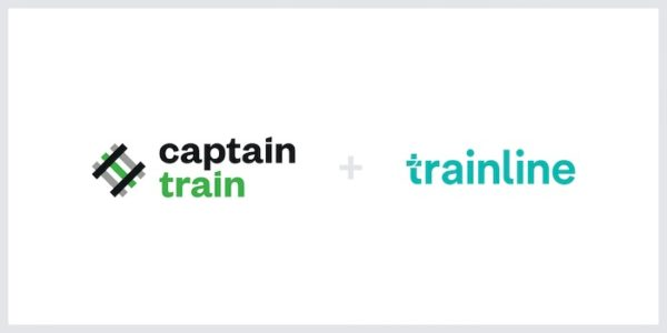 Captain Train Trainline