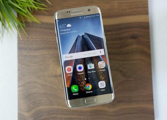 Galaxy S7 Edge Or Avant