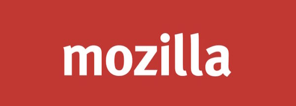 Mozilla Logo 600x216