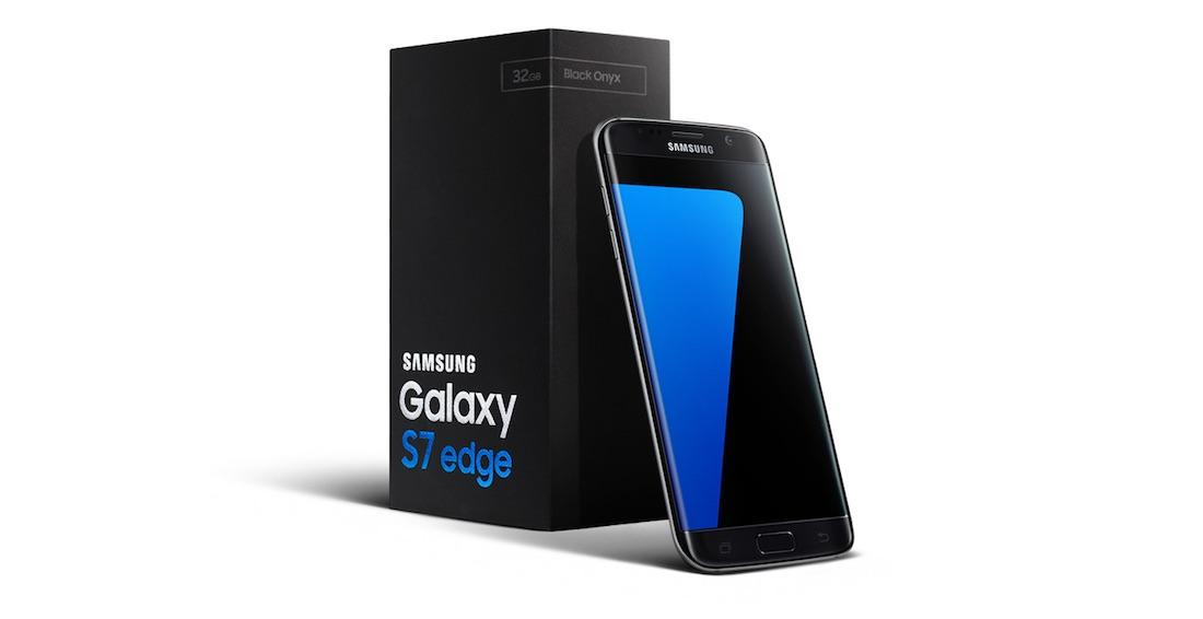Samsung Galaxy S7 comerciale