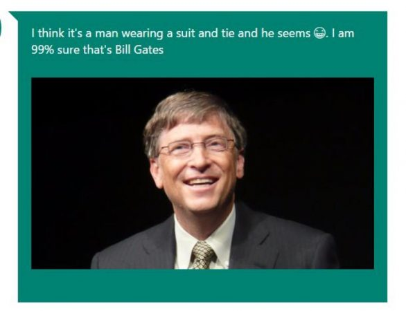 CaptionBot Bill Gates