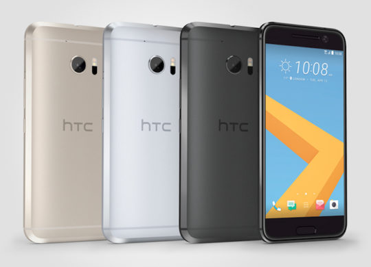 HTC 10 Officiel