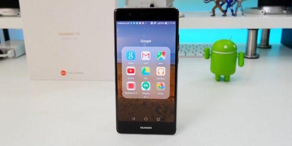 Huawei P9 Avant