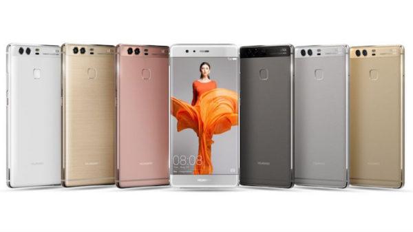 Huawei P9 Officiel
