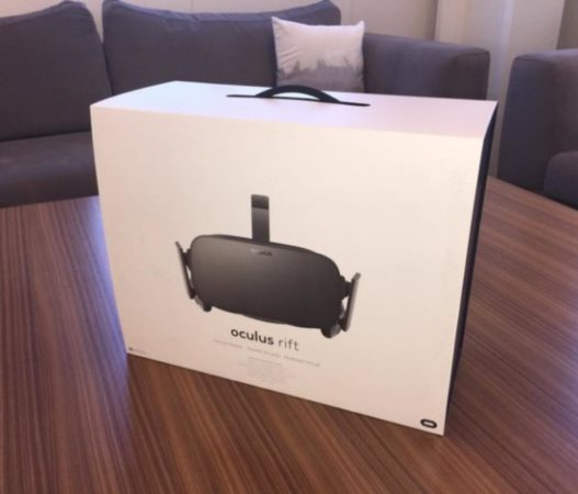 Oculus emballage