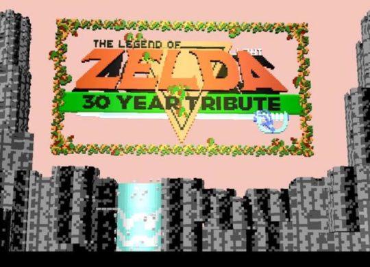 Zelda hommage