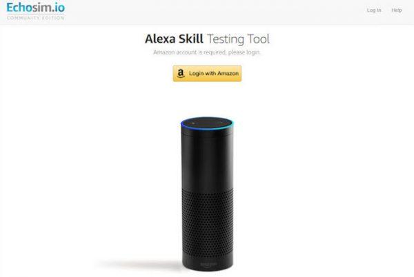 Amazon Alexa Web