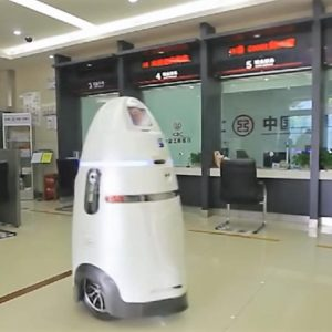 AnBot : la Chine dévoile un robot doté d'un système anti-émeutes