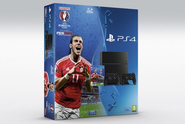 PlayStation 4 Pack Euro 2016