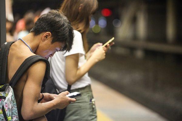 Smartphone Metro
