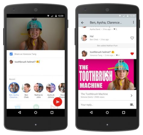 YouTube Discussions Application Android