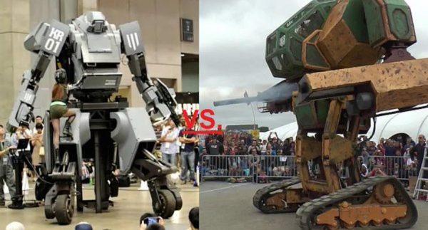 combat robots geants