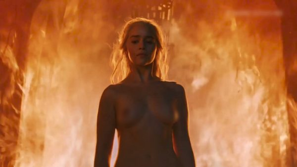 Game of Thrones Seins Scene Nue