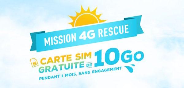 Bouygues Telecom 4G Gratuite Ete