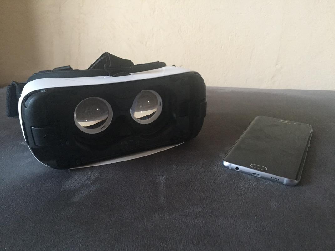 Gear VR test 1