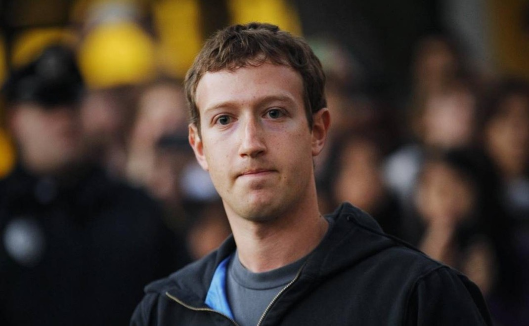 Mark Zuckerberg Jesuischarlie