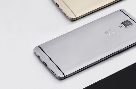 OnePlus 3 Arriere