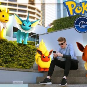 Pokémon Go : deux Canadiens ont traversé illégalement la frontière avec les États-Unis