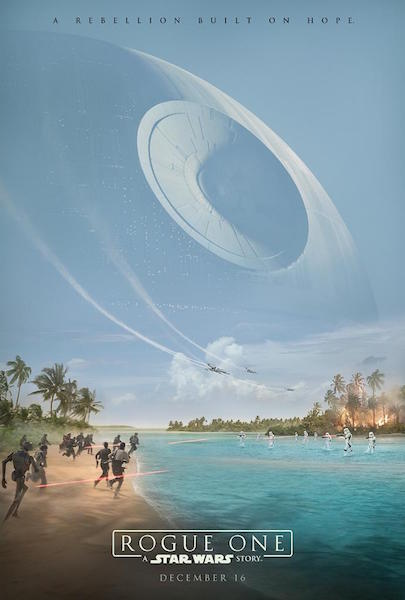 Star Wars Rogue One Affiche