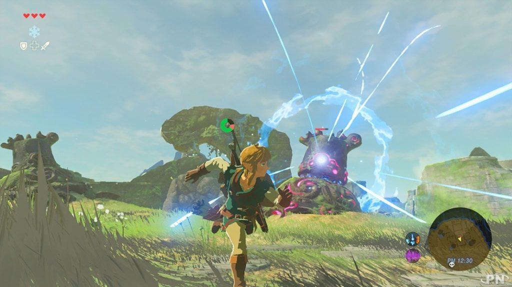 Zelda Breath Of The Wild 1024x575