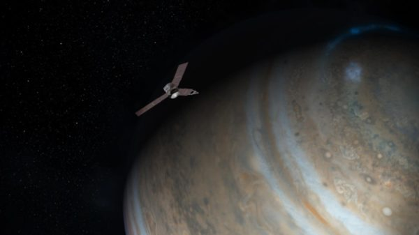 juno jupiter orbit