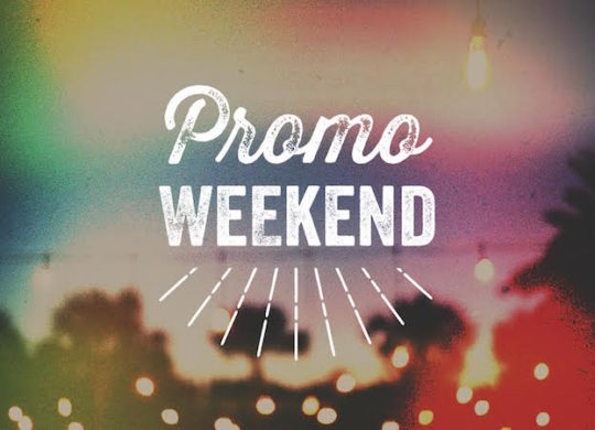 promo deals week-end
