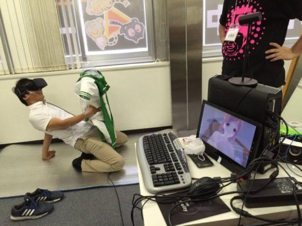 salon erotico VR japon 2