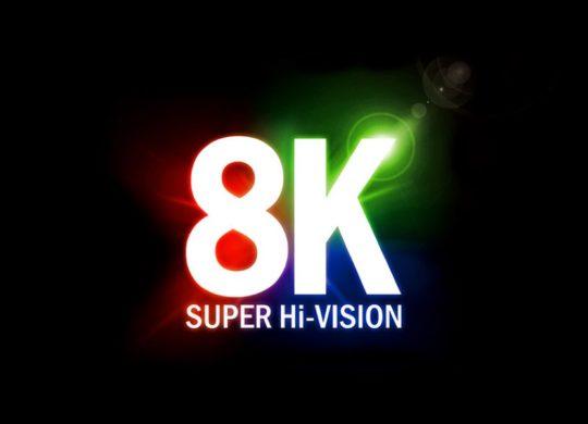 8KSuperHi-Vision