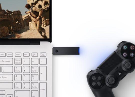 Adaptateur USB Sans Fil Manette PlayStation 4 PC