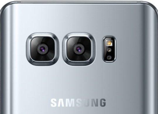 Galaxy Double Capteur Photo