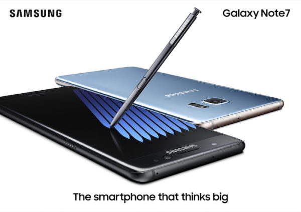 Galaxy Note 7 S Pen