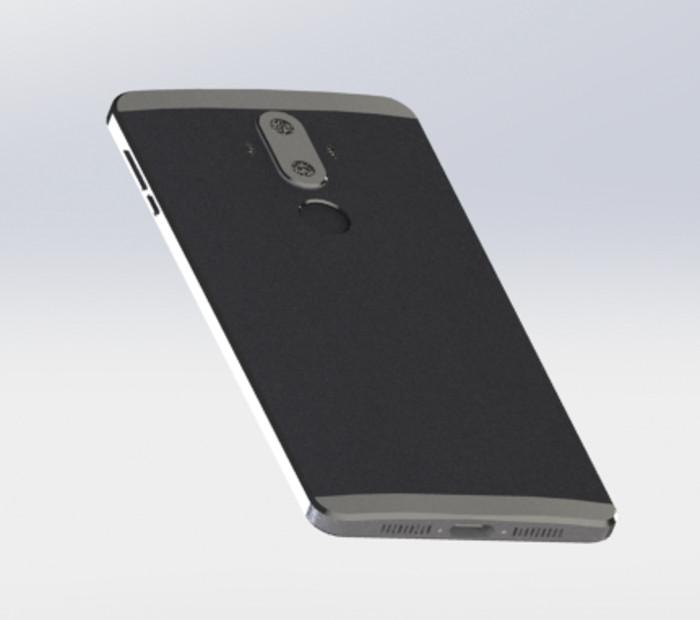 Huawei Mate 9 Rendu