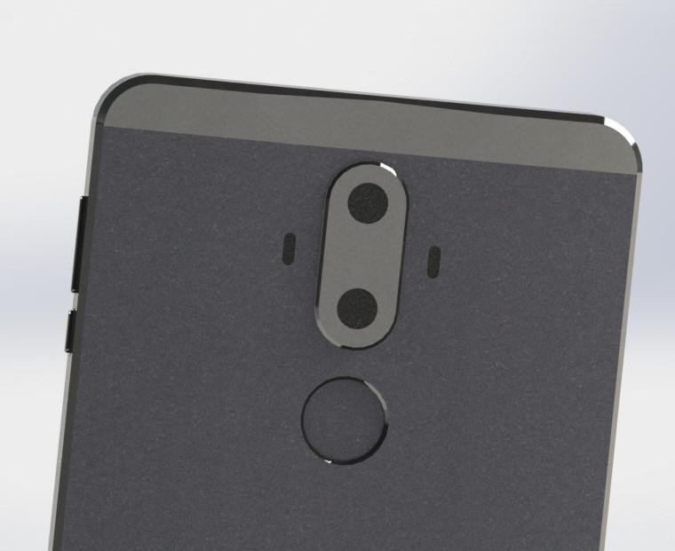 Huawei Mate 9 Rendu1