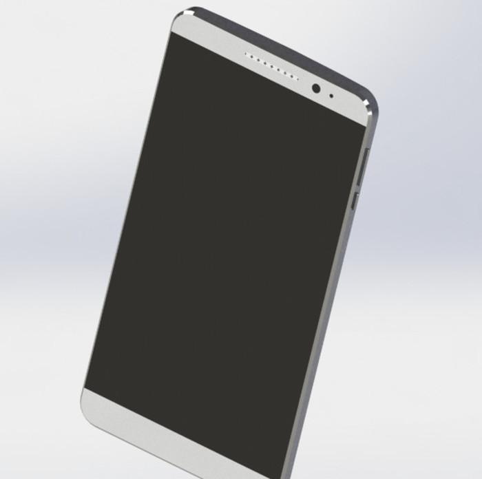 Huawei Mate 9 Rendu2