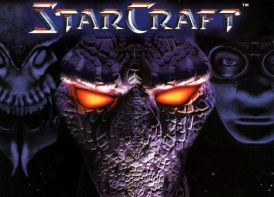 Starcraft-Cover