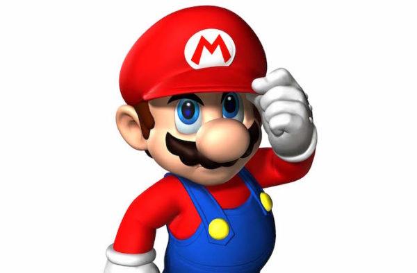 Super Mario 600x394