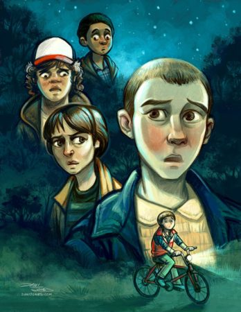 stranger_things_by_danidraws-daav2ax